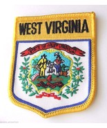 WEST VIRGINIA US STATE SEW ON OR IRON ON EMBROI... - $4.65