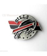 BUFFALO BILLS NFL FOOTBALL LOGO LAPEL PIN BADGE... - $6.53