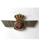 SPAIN PARATROOPER LARGE JUMP WINGS SPANISH LAPE... - $9.17