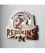 NFL FOOTBALL REDSKINS OLDER STAR DESIGN METAL E... - $5.59
