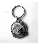 NFL FOOTBALL DETROIT LIONS PEWTER KEYRING KEY C... - $7.67