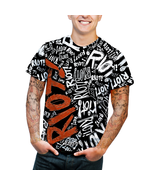 Paramore Riot! Mens Hipster Hip Hop Pschydelic ... - $19.50 - $26.99