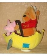 Disney Nautical Winnie The Pooh Plush Musical Toy - $20.00