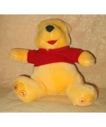 Disney Plush Counting Talking Winnie The Pooh - $15.00