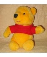 Disney Plush Interactive Talking Winnie The Poo... - $20.00