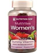 Nutrition Now MultiVites Women's Energy Metabol... - $16.78