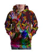 Abstract Design Psychedelic Hallucinogen Trippy... - $40.99 - $50.99