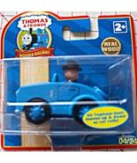 Train Thomas & Friends Wooden railway Sir Topha... - $29.99