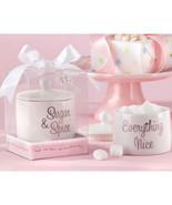 Ceramic Sugar Bowl Favors - $3.27