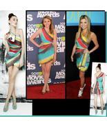 NWOT Alice + Olivia Krysta Wrap Dress 8/M $440... - $189.99