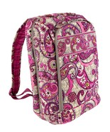 New Vera Bradley Large Laptop Backpack  Paisley... - $89.09