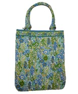 New Vera Bradley Slim Tote Purse Bag English Me... - $34.64