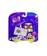 Littlest Pet Shop Pug Dog with Accessory - $112.97