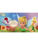Tinkerbell Style n Share Tink Styling Head Disn... - $119.97