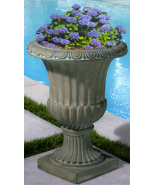 Indoor / Outdoor Garden Patio Urn Flower Plante... - $104.95
