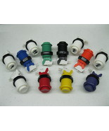 100% HAPP LONG ARCADE PUSH BUTTONS CHOOSE COLOR... - $3.00