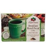 Taste Of Inspirations Breakfast Blend Decaf Sin... - $11.83