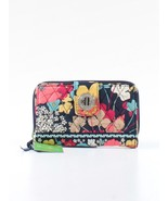 New Vera Bradley Turn Lock Ultimate Wallet In H... - $46.52