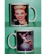 Miley Cyrus 2 Photo Designer Collectible Mug 04 - $14.95