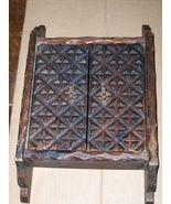 Original Tramp Art Chip Carving Key Holder Box ... - $179.97