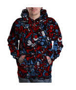 Abstract Grafitti Psychedelic Trippy Urban Mens... - $40.99 - $50.99