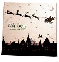 CST Holly Berry Bath Soap 7 oz with Tropic Sun ... - $15.63