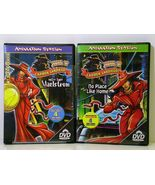 Where on Earth is Carmen Sandiego? 2 DVDs PBS e... - $8.95