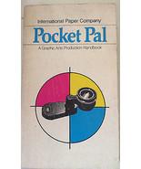 A Graphic Arts Handbook (1979)-by Pocket Pal-no... - $7.91