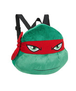 Teenage Mutant Ninja Turtle Raphael Plush Backp... - $40.57