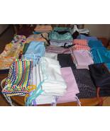 5 Purse or Shoe Dust Bag Storage Protectors - $25.97