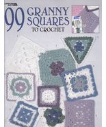 99 Granny Squares to Crochet Patterns Motifs Bl... - $7.99