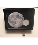 MOON ROCK Display, Authentic Lunar Meteorite, N... - $35.00