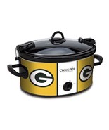 Green Bay Packers Cook & Carry CrockPot 6-Quart... - $87.00