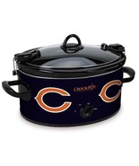 Chicago Bears Cook & Carry Crock-Pot 6-Quart Sl... - $74.00