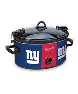 New York Giants  Cook & Carry Crock Pot 6-Qt Sl... - $68.00