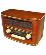 Retro Bluetooth Speaker & AM/FM Radio - Wireles... - $118.00