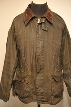 BARBOUR OF SOUTH SHIELDS A100 BEDALE WAX COUNTR... - $100.00