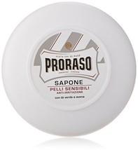 Proraso Shave Soap, Sensitive, 150ml/5.2 Oz (14... - $15.99