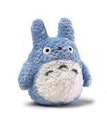 GUND Fluffy Blue Totoro, 8 inches - $16.26