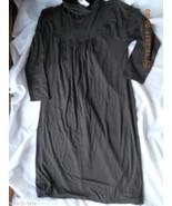 Ann Taylor Ladies Dark Brown Turtleneck scoop G... - $49.99