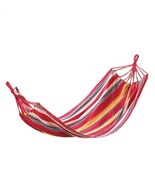 Fiesta Stripe Hammock Swing Bed - $19.00