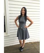 60s Dress Mod Sleeveless Sporty Casual Vintage ... - $39.99