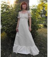 Vintage Gunne Sax Dress Peasant Boho Hippie Fes... - $89.99