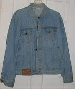 MICKEY MOUSE Blue Jean Jacket Walt Disney Studi... - $55.00