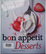 BON APPETIT DESSERTS FROM BARBARA FAIRCHILD - $10.00
