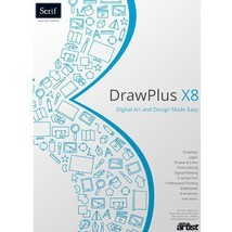 Serif DrawPlus x8 fantastic piece of software - $57.94