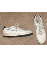 Nike Air Force I White Basketball Shoe Size 13 - $32.23