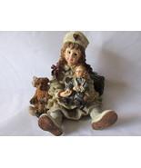 Boyds Bears Yesterday's Child Figurine -