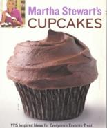 Martha Stewart's Cupcakes Book Cookbook Recipes... - $9.99