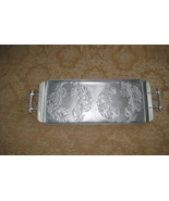 Vintage Hammercraft Aluminium Rectangle Serving... - $13.01
